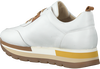 Witte ROBERTO D'ANGELO Lage sneakers MOTO  - small