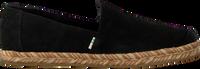 Zwarte TOMS Espadrilles WM PISMO ESP  - medium