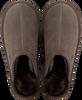 Bruine WARMBAT Pantoffels KEITH  - small