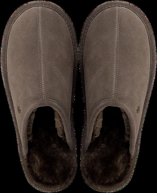 Bruine WARMBAT Pantoffels KEITH  - large