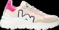 Roze WOMSH Lage sneakers WAVE  - medium