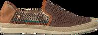 Bruine LA SIESTA Instappers POTERA - medium