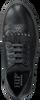 Zwarte HIP Veterschoenen H1219  - small