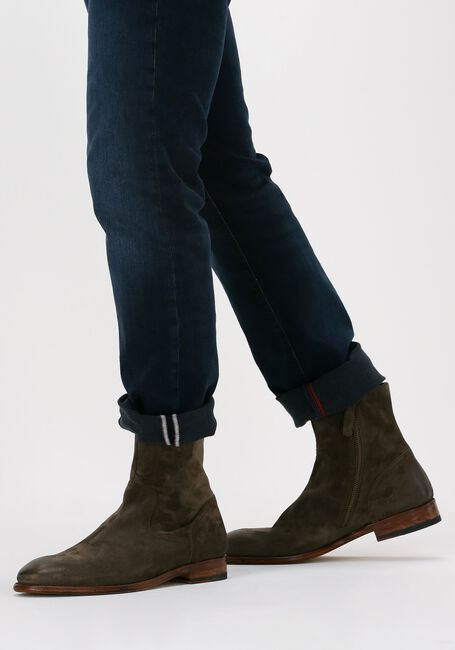Zwarte CORDWAINER Chelsea boots 21036  - large