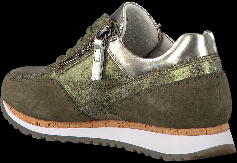 Gabor Gabor Chaussures De Sport Vert 318