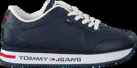 Blauwe TOMMY HILFIGER Lage sneakers FLATFORM RUNNER  - medium