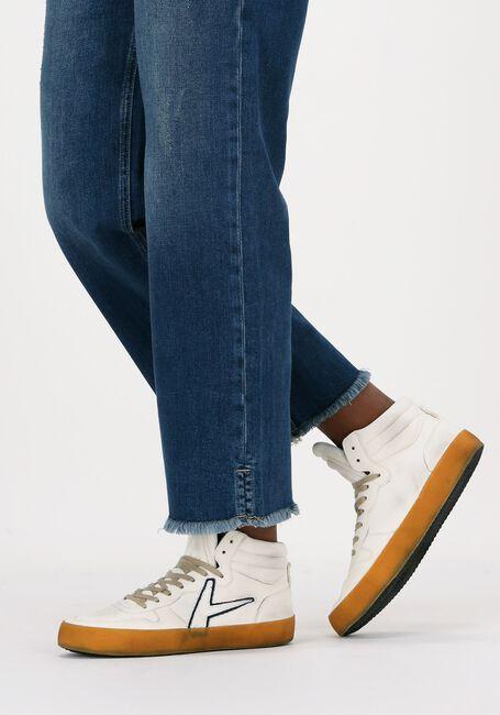 Witte ARCHIVIO 22 Hoge sneaker 267  - large