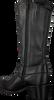 Zwarte PS POELMAN Cowboylaarzen R16313 - small
