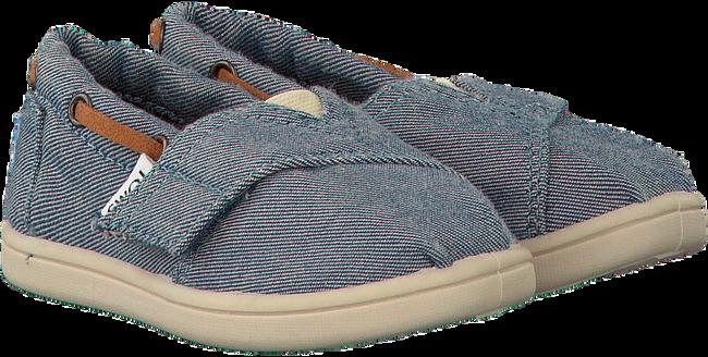Blauwe TOMS Espadrilles BIMINI C - large
