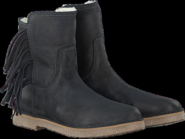 Zwarte GIGA Lange laarzen 7903  - large