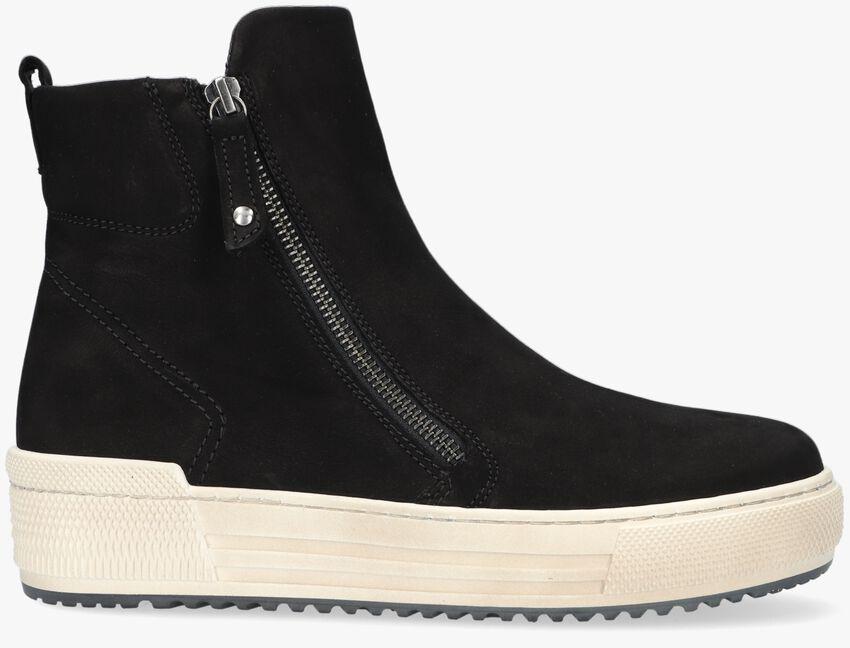 Zwarte GABOR Hoge sneaker 482  - larger