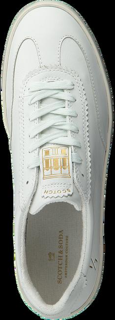 Witte SCOTCH & SODA Sneakers GARANT  - large