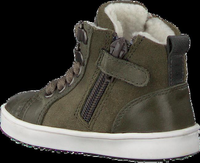 Groene OMODA Hoge sneaker OM120717  - large