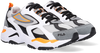 Grijze FILA Lage sneakers CR CWO2 X RAY  - small