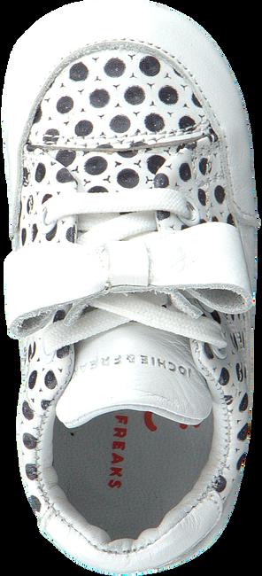 Witte JOCHIE & FREAKS Babyschoenen 19005  - large
