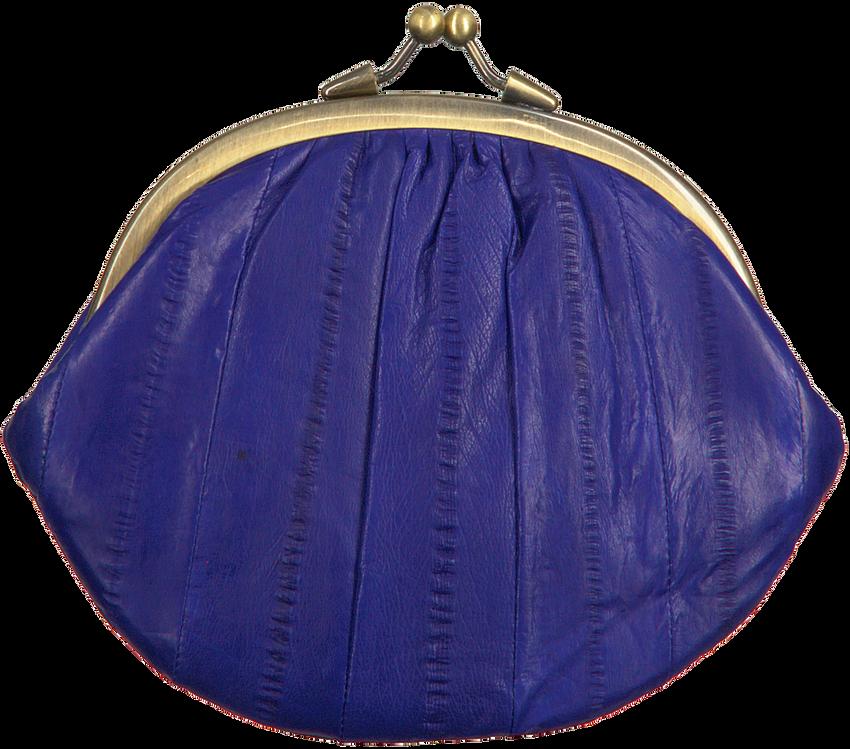 Paarse BECKSONDERGAARD Portemonnee GRANNY RAINBOW - larger
