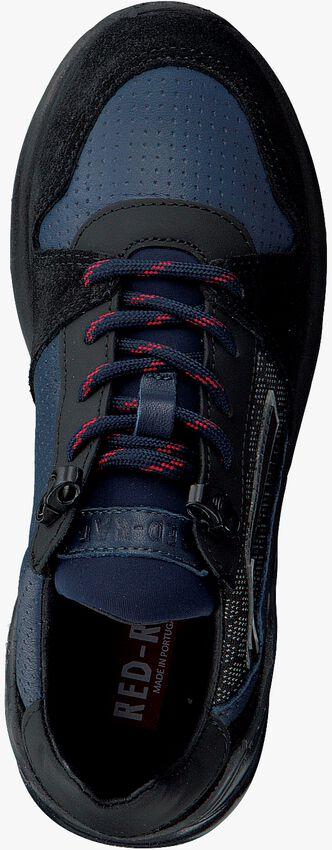 Blauwe RED-RAG Sneakers 13399  - larger
