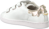 Witte VINGINO Sneakers TORNEO VELCRO  - small