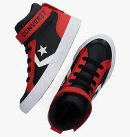 Zwarte CONVERSE Hoge sneaker PRO BLAZE STRAP  - medium
