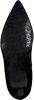 Zwarte LODI Enkellaarsjes MACARENAGO  - small