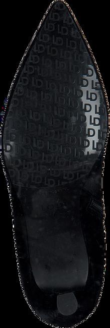 Zwarte LODI Enkellaarsjes MACARENAGO  - large