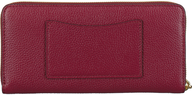 Rode MICHAEL KORS Portemonnee POCKET ZA - large