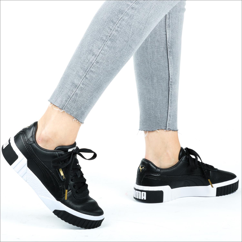 Zwarte PUMA Sneakers CALI | Omoda