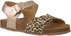 Gouden KIPLING Sandalen NORELLA 1  - small