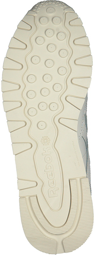 Witte REEBOK Sneakers CL LTHR WMN  - larger