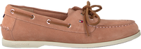 Roze TOMMY HILFIGER Instappers CLASSIC BOAT SHOE WMNS  - medium