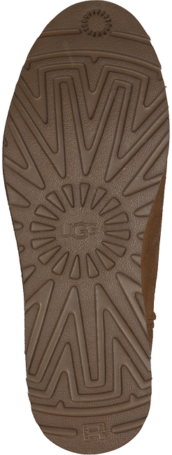 Cognac UGG Vachtlaarzen KRISTIN  - large
