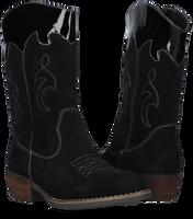 Zwarte OMODA Cowboylaarzen CHARLI  - medium