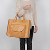 Cognac MEREL BY FREDERIEK Handtas KATE BAG - small