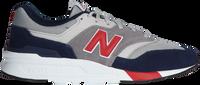 Grijze NEW BALANCE Lage sneakers CM997  - medium