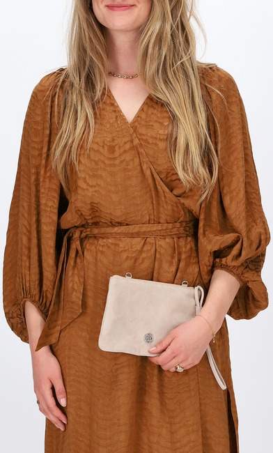 Beige PETER KAISER Clutch OPHILIA  - large