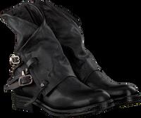 Zwarte A.S.98 Biker boots 207235 - medium