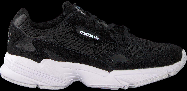 Zwarte ADIDAS Sneakers FALCON WMN Omoda.nl