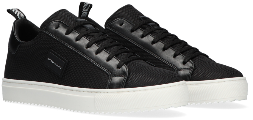 Zwarte ANTONY MORATO Lage sneakers MMFW01393  - larger