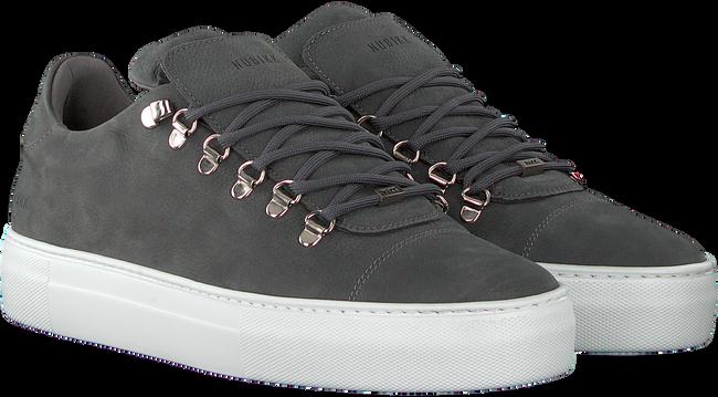 Grijze NUBIKK Sneakers JAGGER CLASSIC  - large