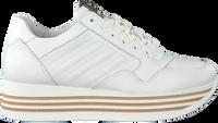 Witte VIA VAI Lage sneakers MILA BOW - medium