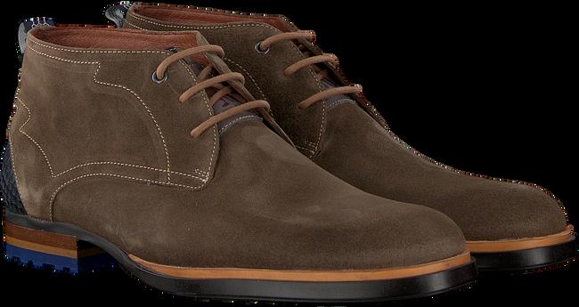taupe FLORIS VAN BOMMEL Nette schoenen 10947  - large