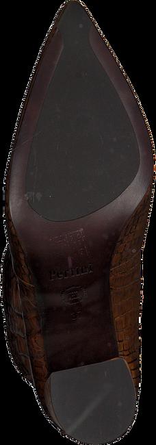 Cognac PERTINI Enkellaarsjes 16146 - large