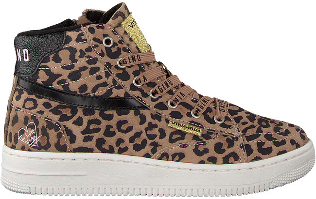 Bruine VINGINO Sneakers TESSA  - large