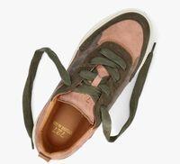 Bruine CYCLEUR DE LUXE Lage sneakers SUMMIT  - medium