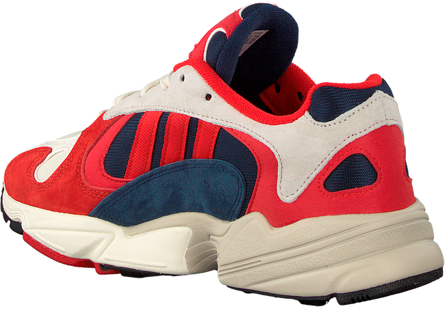 Rode ADIDAS Sneakers YUNG-1 WMN  - large