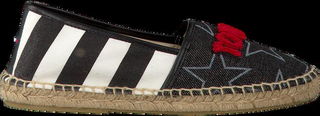 Zwarte TOMMY HILFIGER Espadrilles FLAT TJ ESPADRILLE  - large