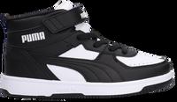 Zwarte PUMA Hoge sneaker REBOUND JOY PS  - medium