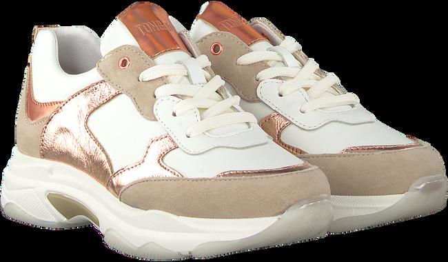 Witte TON & TON Lage sneakers TINA 1  - large