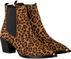 Cognac TORAL Chelsea boots 10943 - small
