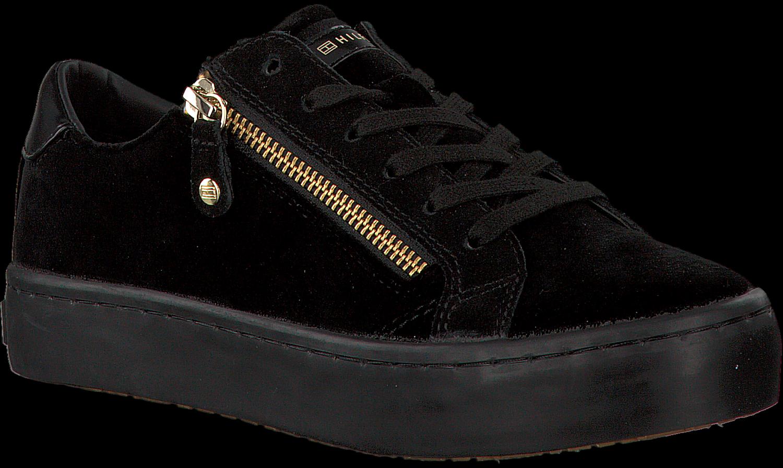 b3a0ce45ede7cd Zwarte TOMMY HILFIGER Sneakers J1285UPITER 2Z - large. Next